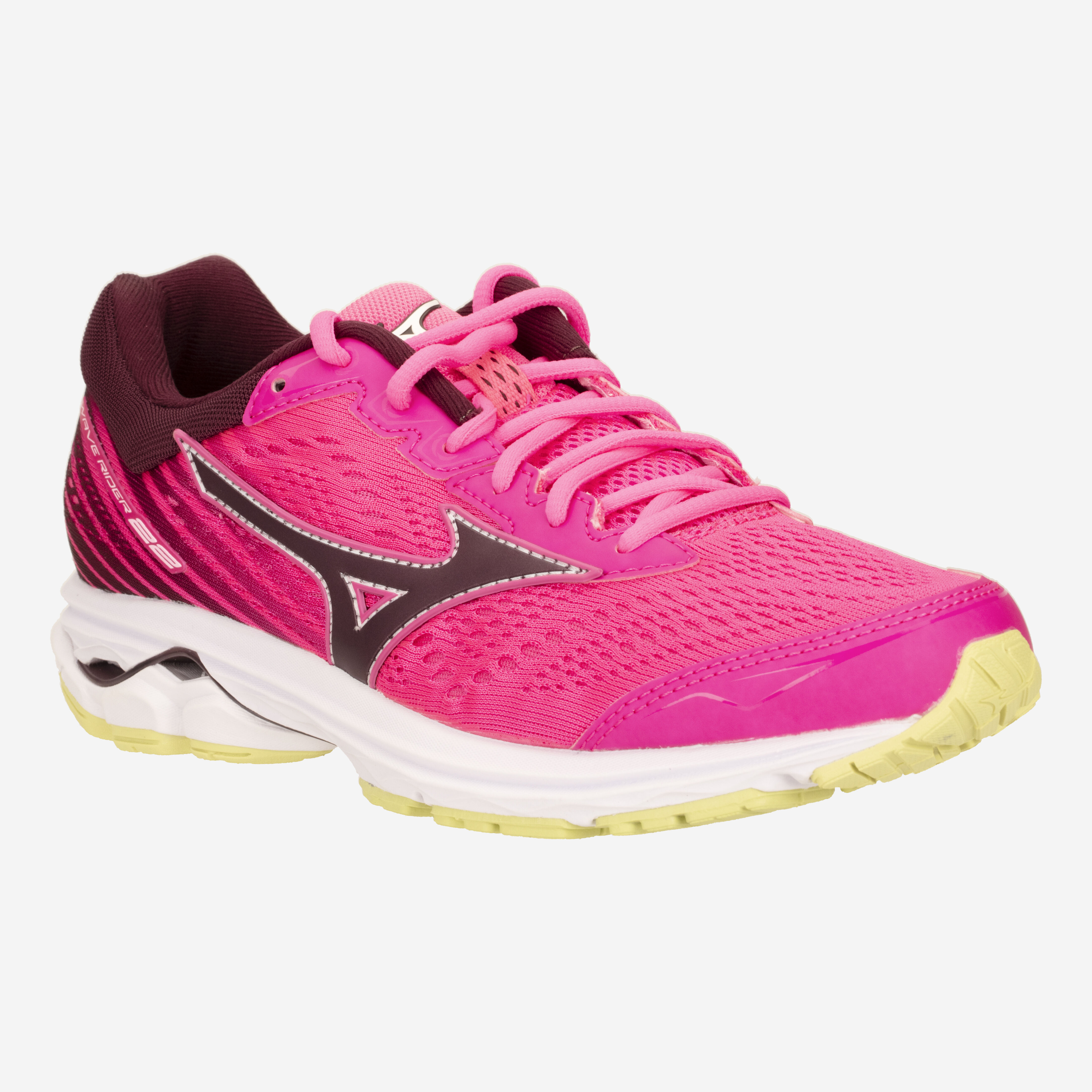 4942e5490 Mizuno Wave Rider 22 W shoes 2019 RUNKD online running store