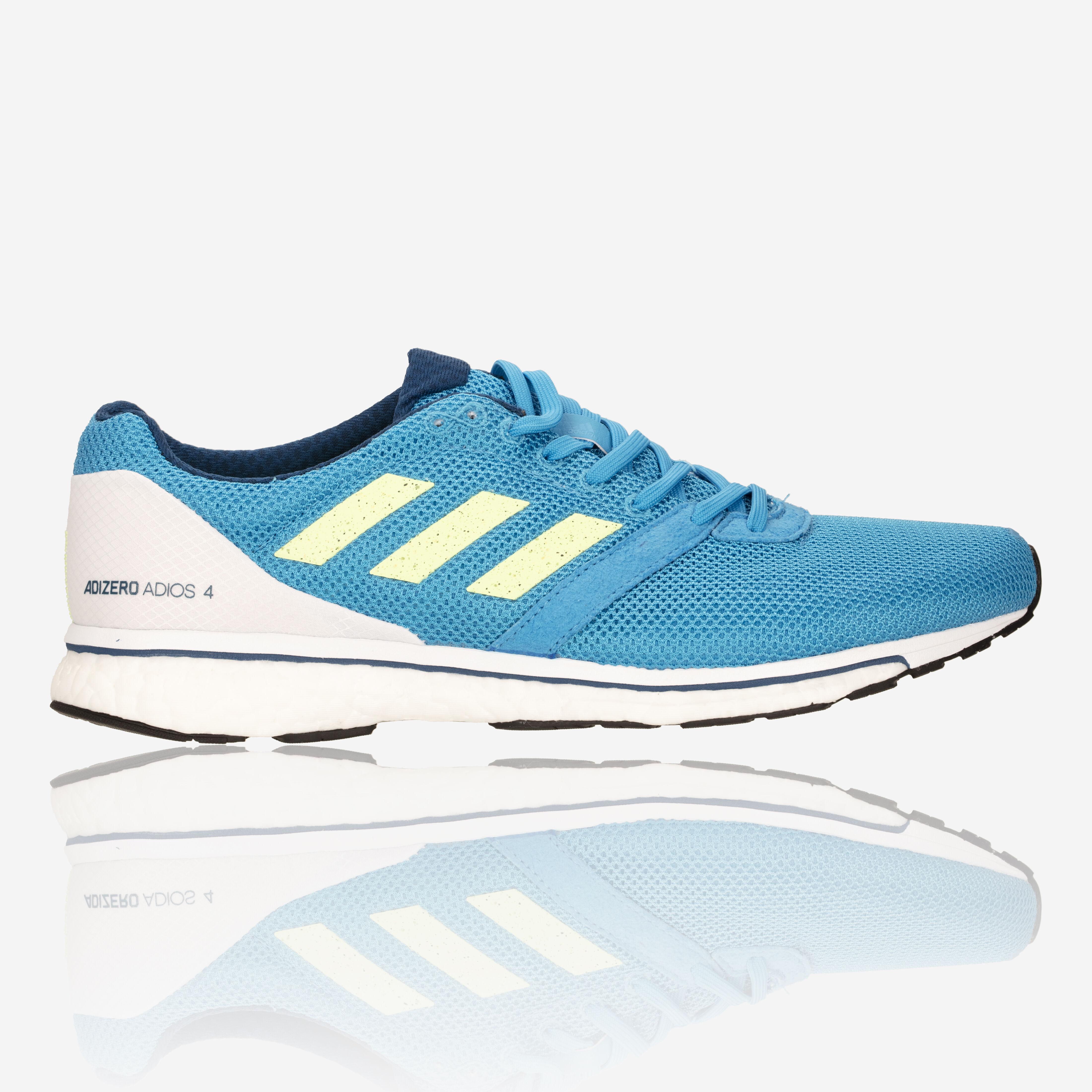 2965d79308 Adidas Adizero Adios 4 shoes 2019