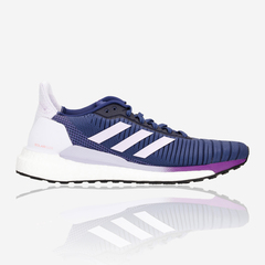 Tech indigo Cloud white Purple tint