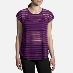Brooks Hot Shot women t-shirt 2019