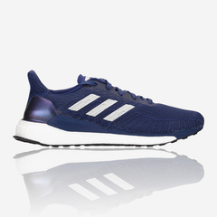 Tech indigo Dash grey Solar red